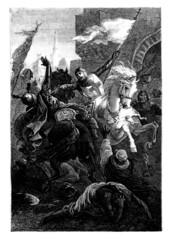 Crusaders : Battle for Jerusalem - 13th century