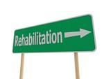 Rehabilitation concept poster