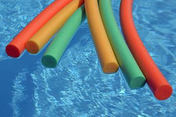 Frites sur piscine 1