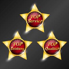 gold stern set - qualität service leistung