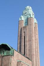 Bahnhof Helsinki
