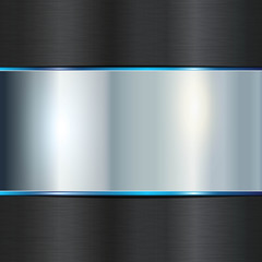abstract metallic steel background