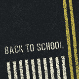 Fototapety Back to school. Road safety concept. Vector, EPS8