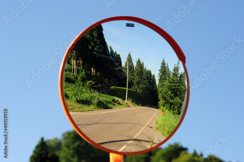 Road safety mirror-1