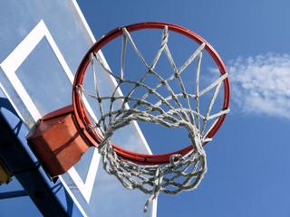 Баскетбольное кольцо.
