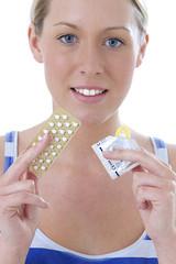 Contraception - Pilule & Préservatif