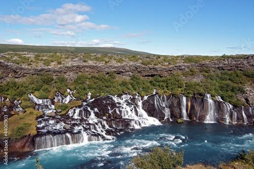 Hraunfoss - Island