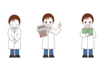 調べる医者