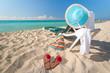 Caribbean holidays on the beach