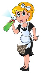 Housewife theme image 1