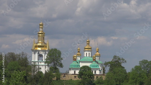 The Kiev Monastery of the Caves in Kiev, Ukraine