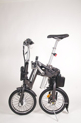 Faltbares Fahrrad (Pedelec)