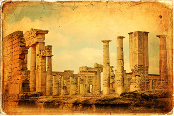 Rovine di Cirene - Libia