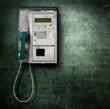 cabina telefonica a muro