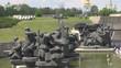 """Statue of Museum of the """"Great Patriotic War"""" , Kiev, Ukraine"""