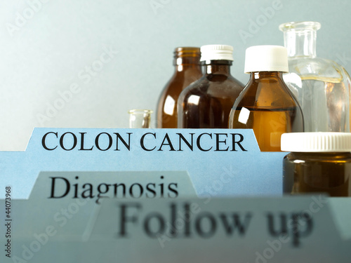 Colon cancer staging