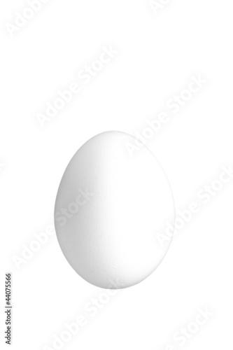 Weißes Ei