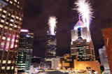 Downtown Pittsburgh Fireworks