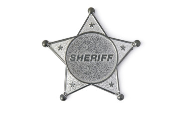 Sheriff's Badge Toy