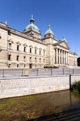 Leipzig Reichsgericht Bundesverwaltungsgericht