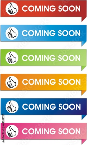 boutons coming soon
