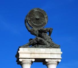 Hercules monument, Ecija, Spain © Arena Photo UK