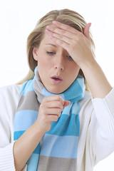 Migraine - État grippal