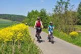 Fototapety Fahrradtour