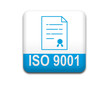 Boton cuadrado blanco ISO 9001