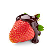 chocolate strawberry dessert candy food