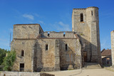 The Church at Oradour sur Glane, France