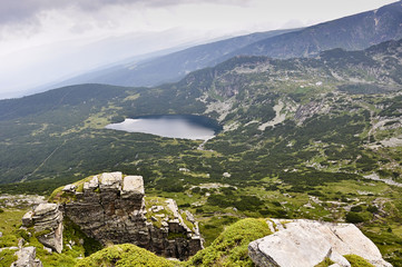 Оne of the Seven Rila Lakes