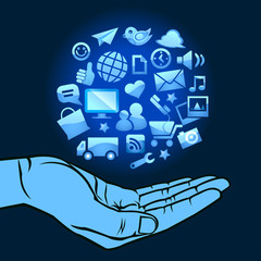 Internet in your Hand