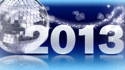 2013 Blau