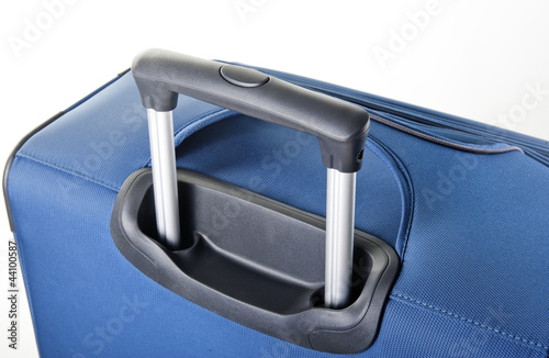 Convenient handle for a suitcase