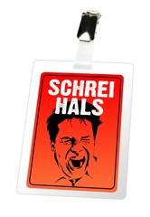 Schreihals - Ausweis