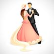 Couple doing Ball Dance