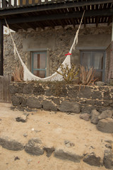 L'amaca del villagio dei pescatori