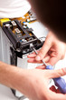 Reparation of electronic components