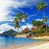 Fototapety tropical scenery