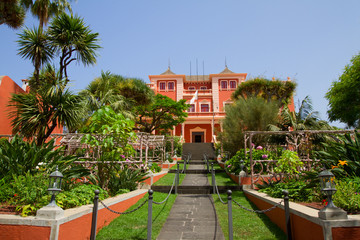 Liceo de Taoro, La Orotava, Tenerife