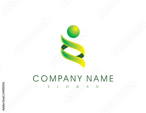 abstract people logo