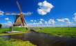 Old windmill.... Netherlands