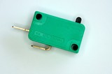 Green micro switch © Arena Photo UK