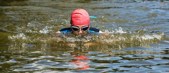 Brustschwimmer