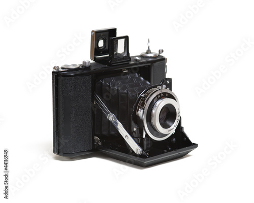 Old classical camera © gena96