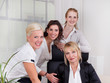 Frauen im Job
