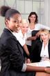 Geschäftsfrauen international