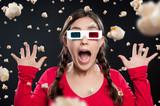 3D cinema experience