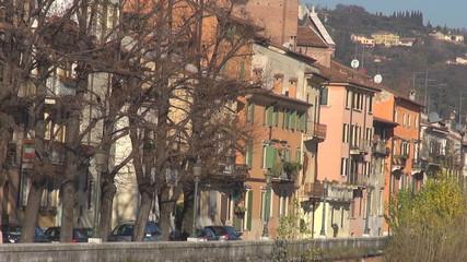 Architecture of Verona, Italy